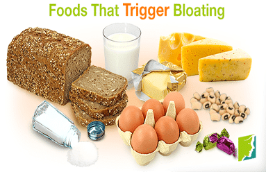 10 foods that trigger bloating